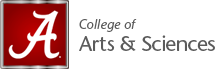 The University of Alabama College of Arts and Sciences Web Services Status